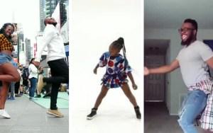 Réseaux sociaux : #Rosalina Challenge, le challenge de danse qui chauffe