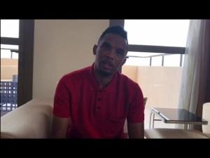 Vidéo : Voici l'hommage de Samuel Eto'o au patriarche Kadji Defosso
