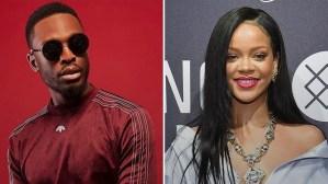 People : Voici la demande surprenante de Dadju à Rihanna