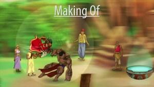 Vidéo : Le making of du jeu vidéo Aurion (Cameroun)