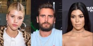 People : Scott Disick plus amoureux que jamais de Sofia Richie, Kourtney Kardashian aurait le coeur brisé !