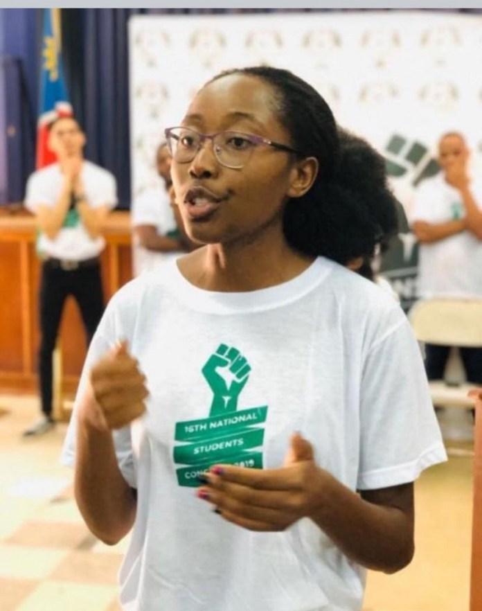 Inspiration: La Namibie nomme la plus jeune ministre en Afrique