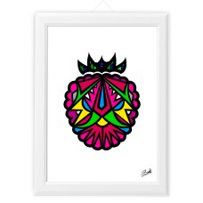 fruika-tableau-framboise-jewanda