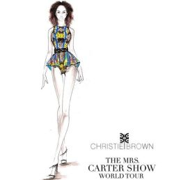 Beyonce-Mrs-Carter-Tour-in-Christie-Brown-JeWanda-3