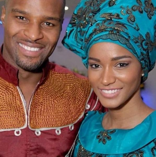 leila-lopes-Osi-Umenyiora-mariage-traditionnel-jewanda