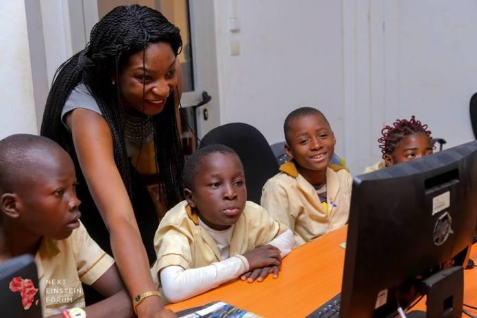 Arielle Kitio Tsamo femme digitale africaine de lannee jewanda 3