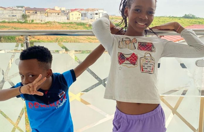 Qui Sont Les Enfants De Camille Makosso ?