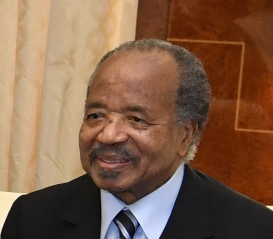 Nouveau Look Capillaire De Paul Biya, Le President Camerounais
