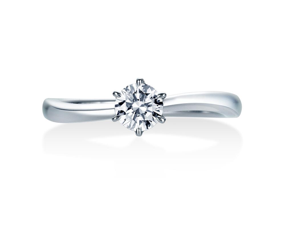 ロイヤルアッシャー婚約指輪