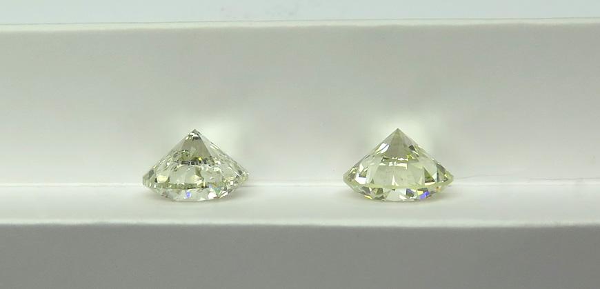 8.0ctを超える大粒ダイヤモンドカット
