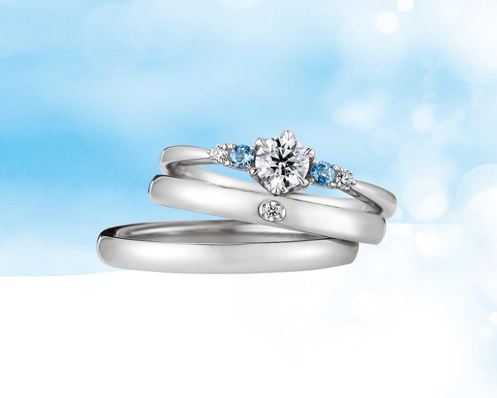 オンリーユー婚約指輪