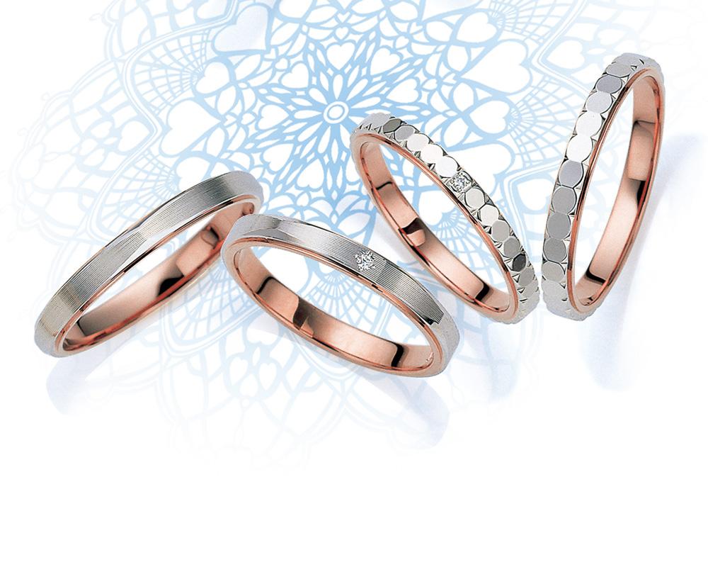 ピンキー&ダイアンの結婚指輪