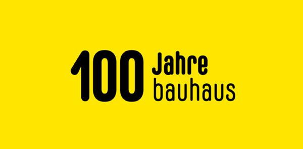 バウハウス100周年記念