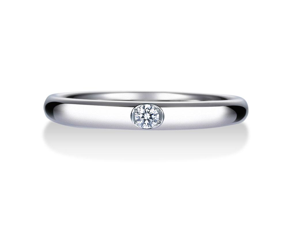 ロイヤルアッシャー結婚指輪WRB036
