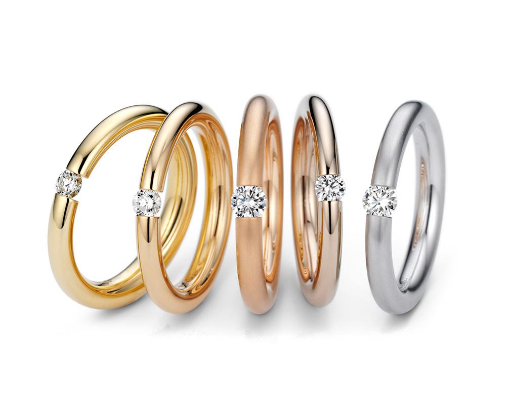 ニーシング 婚約指輪 アンタレス