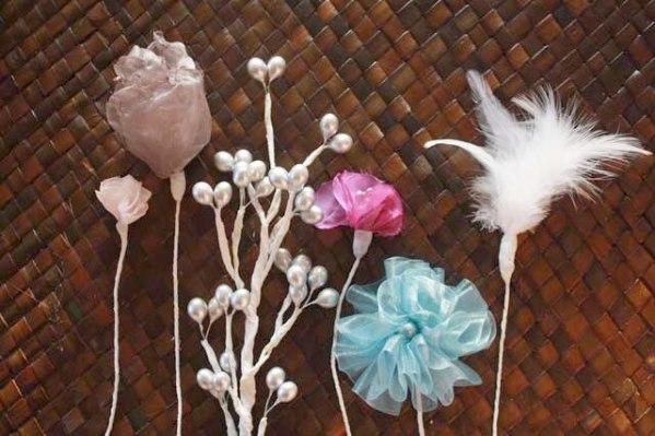 Easy DIY Wedding Idea | Wedding Bouquet Filler Flowers and Berries Tutorials
