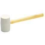 White Rubber Mallet Image