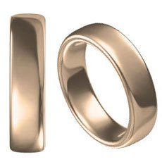 Soft förlovningsring