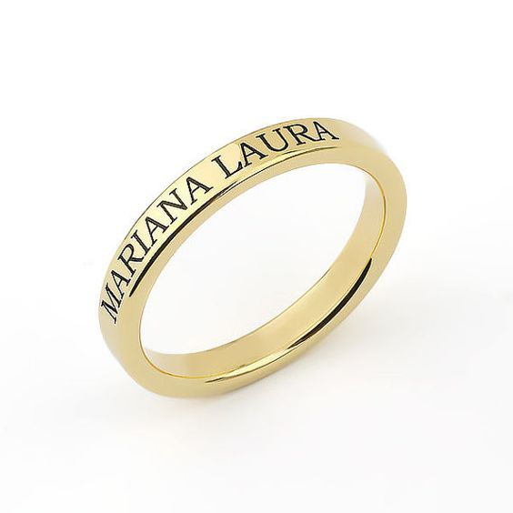 Image Result For Wedding Rings Engraved