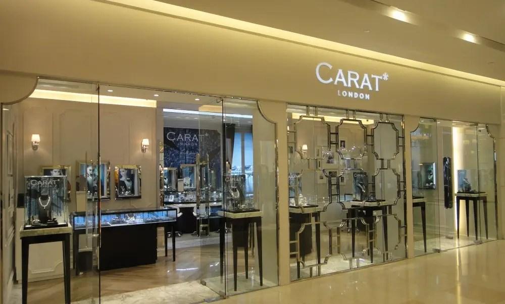 CARAT_Shanghai Grand Gateway 66 Flagship boutique_2