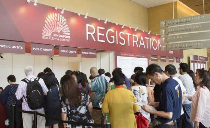 The Singapore Jewellery Gem Fair