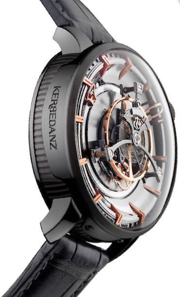 Maximus, The world's largest tourbillon in a wristwatch