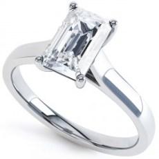 emerald-shaped-diamond-ring