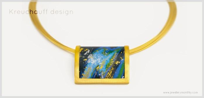 kreuchauffdesign german jewelry design