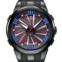 multi coloured watch