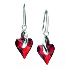 fiorelli-red-magma-earrings