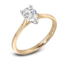 sinle diamond ring
