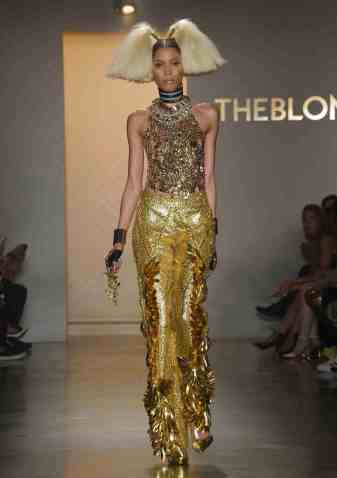 The Blonds Spring 2016 Collection, held at Milk Studios in New York City Wednesday, September 16, 2015. Photo by Jennifer Graylock-Graylock.com 917-519-7666