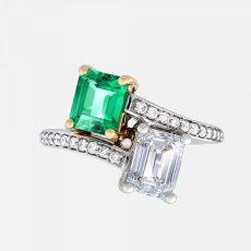 Taylor & Hart Gemstone Rings