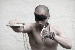 humb ring and a bangle. Photographer — Bojidar Chkorev, model — Michael MG