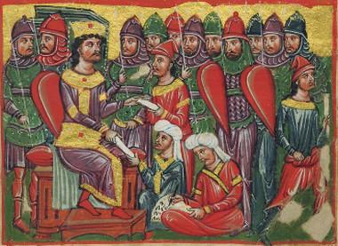 Byzantine Alexander Manuscript