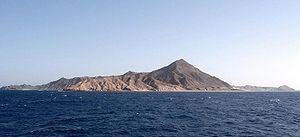 Zabargad Island