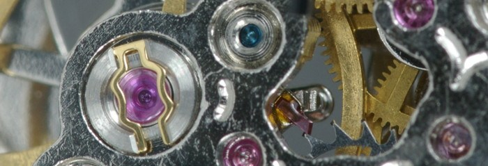 Sapphire Jewel Bearings in Timepieces
