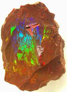 Ethiopian potch opal