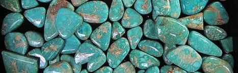 many turquoise