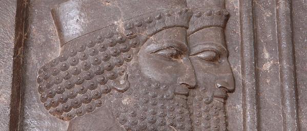 Persepolis Soldiers history of earrings