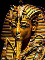 Tutankhamun canoptic coffinette history of earrings