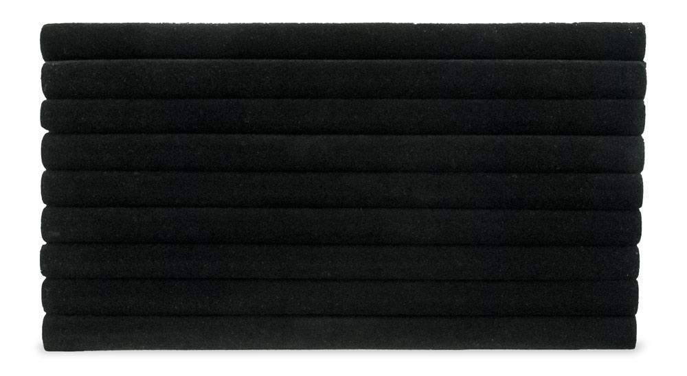 Black Foam Standard Size Multi Slot Ring Pad Insert