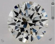 James Allen Diamond Magnification by X20
