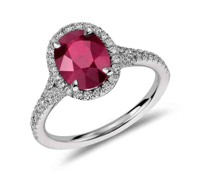5 Reasons To Choose A Ruby Engagement Ring