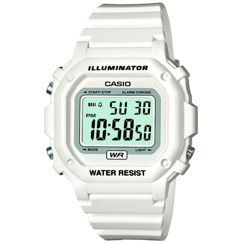 CASIO COLLECTION F-108WHC...
