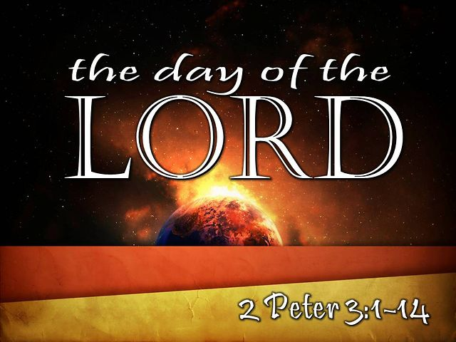 Image result for images for the day of the lord
