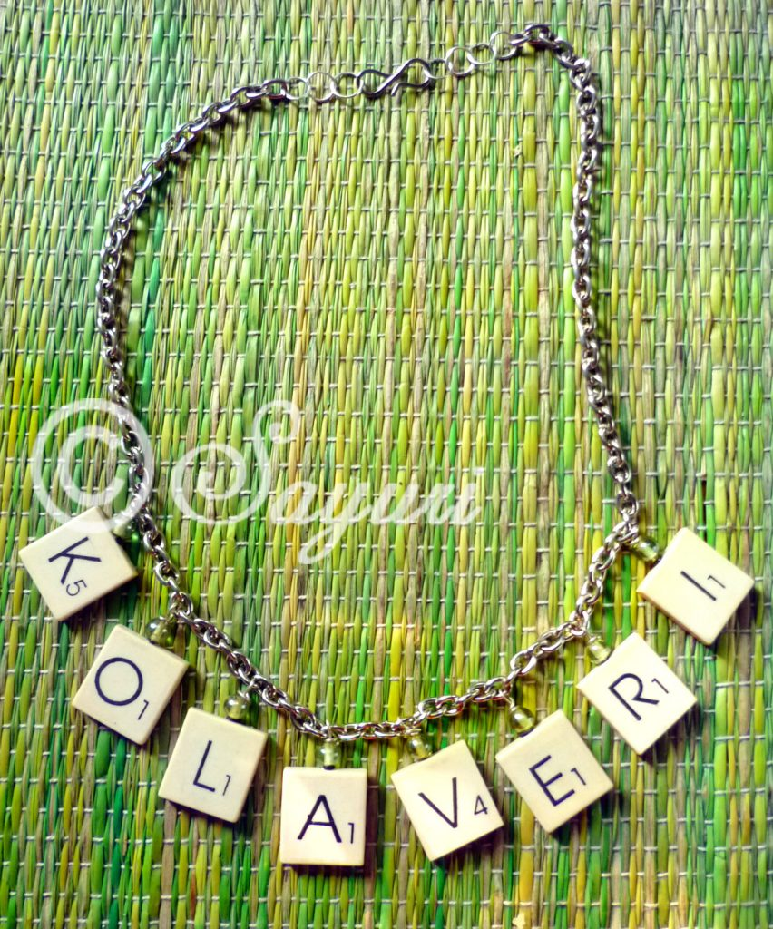 Love Letters Necklace Steven Singer