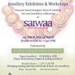 Exhibition and workshops at Sarwaa