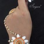Jasmine Flower jewellery for Pithi