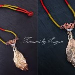 Romani Silk thread jewelry